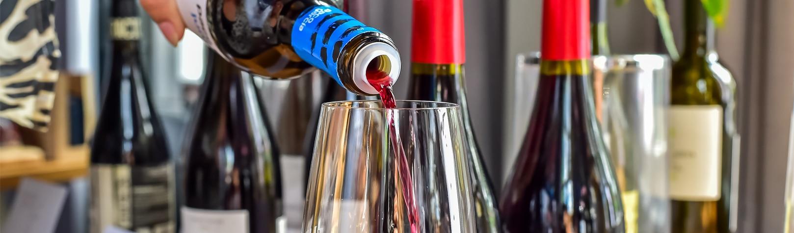 Genieten bij Flavourite Wine openingsproeverij